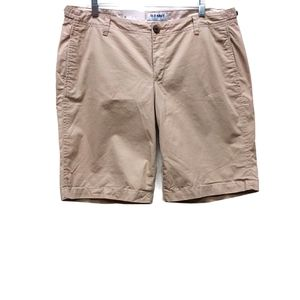 Old Navy Plus Size Khaki Chino Shorts